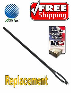 Professional Tire Plug Probe Needle Replacement Repair Kit Heavy Duty 5 Long