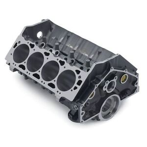 Chevrolet Performance 19170540 502 Mark Iv Gen Vi Bare Engine Block Cast Iron