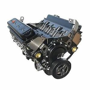 Chevrolet Performance 12530283 5 7l 350ci L31 Long Block Crate Engine
