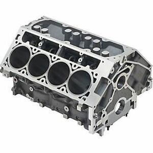Chevrolet Performance 19213580 Ls7 7 0l Corvette Aluminum Bare Engine Block