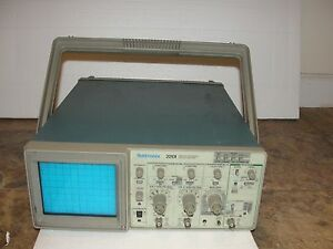 Tektronix 2201 Digital Storage Oscilloscope