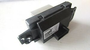 on 05 Chevy Avalanche Blower Motor Resistor