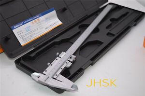 Shanhe High Quality Industrial Grade 0 300mm 12 Inch Vernier Caliper