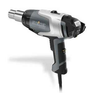Hg2520e Steinel Programmable Heat Gun With Lcd Display And Case