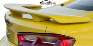 568 Painted Factory Style Spoiler Fits The 2016 2017 2018 2019 Chevrolet Camaro