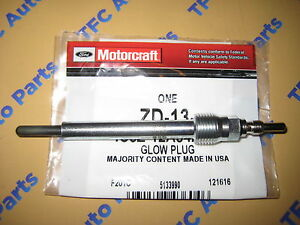 Ford 6 0 Diesel Truck Van Super Duty Glow Plug Oem New Genuine Ford Part