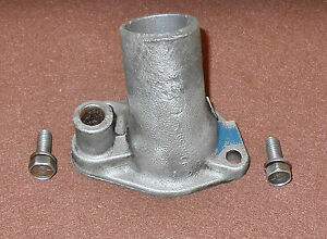 1969 1970 1971 1972 Mustang Shelby Boss Cougar Orig 302 351w Thermostat Housing