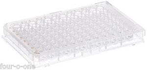 Brandtech 781960 96 well Standard Microplates Well Volume 330 l pack Of 50