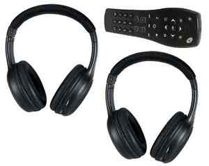 Buick Enclave Headphones And Dvd Remote 07 08 2009 2010 2011 2012 2013 2014 2015