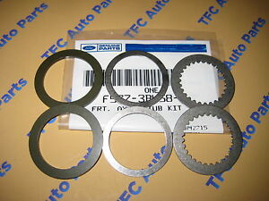 2 Ford Ranger Explorer Front Axle Wheel Hub Bearing Splined Thrust Washers Oem
