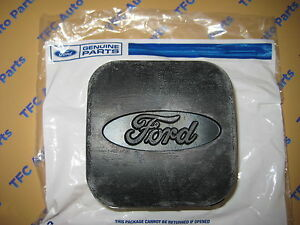 Ford F150 Explorer Ranger 2 Trailer Tow Hitch Hole Cover Cap Plug Genuine Ford