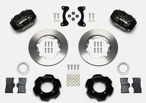 Wilwood 140 11704 Forged Dynalite Big Brake Front Brake Kits 11 Rotor Diameter