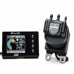 Hks 45003 ak012 Evc6 Vi ir 2 4 Electronic Boost Controller Wide Color Screen