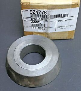 New Ammco 4778 3 7 8 To 4 1 2 Centering Cone Adapter Brake Lathe 1 7 8 Arbor
