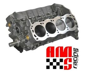 Ams Racing 363 Ci Forged Ford Short Block W Dart Block