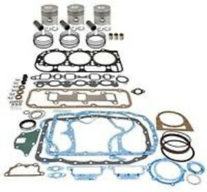 Shibaura N843 Engine Overhaul Kit Standard Pok316 Qty 1 D33 Dx31 Dx33 L140 L1