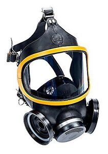 Msa P n 471286 Ultra twin Respirator Facepiece Full Face Mask Size Is Medium