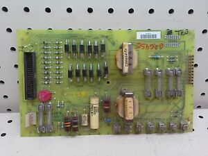 General Electric Ge Ds3800dpss1b1b Control Module Pcb Circuit Board