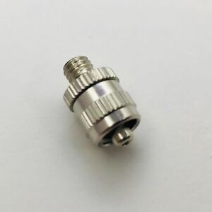 Metal Male Luer Lock Syringe Fitting To Unf 1 4 28 Male 33