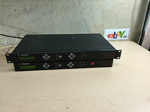 2 X Clearone Gentner Ap800 Audio Conferencing System lot Of 2