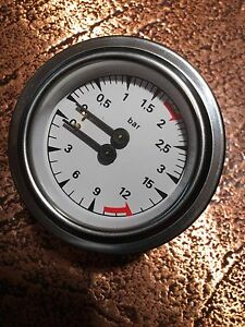 Boiler pump Pressure Gauge 63mm
