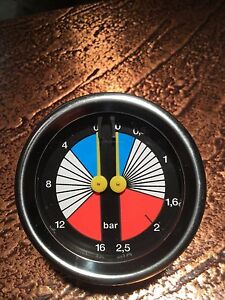 Boiler pump Pressure Gauge 60mm