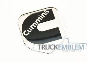 1 New 94 02 Dodge Ram Second Gen Chrome And Black Custom Grill Emblem Badge