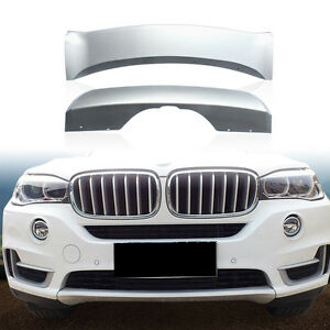 Skid Plate Fit For Bmw X5 F15 Front Rear Bumper Board Guard Protector Painted