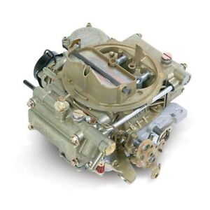 Holley Performance 0 80452 600 Cfm Street Legal Carb For 75 77 Ford Truck 351w