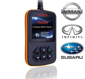 Icarsoft Pro Multi System Scanner For Nissan infiniti subaru Obdii i903