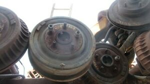 1991 Ford Explorer Rear Axle Assembly Drum Rearend Assembly