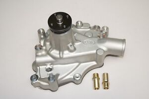 Prw Ford 302 351w High Performance Aluminum Water Pump As cast