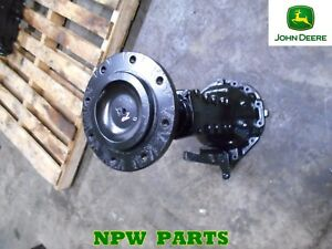 John Deere 4500 4600 4700 Right Rear Axle Housing With Axle Lvu800605 m808447