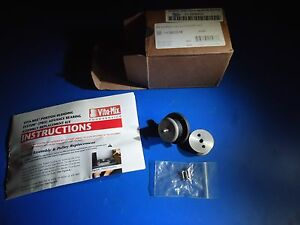 Vitamix 1578 Pbs Advance Bearing Assembly With Pulley