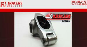 Chevy Sbc Stainless Steel Roller Rocker Arms 1 6 X 3 8 With Stud Girdle