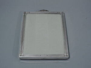 International Watrous Frame Picture Photo American Sterling Silver