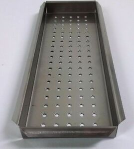 Ritter Midmark M7 Small Stainless Autoclave Sterilizer Tray