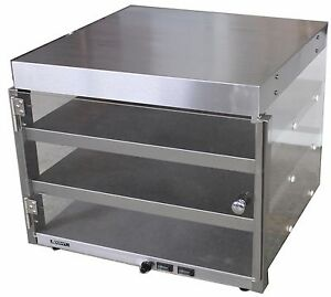 Pizza Merchandiser Heated Display Case 16