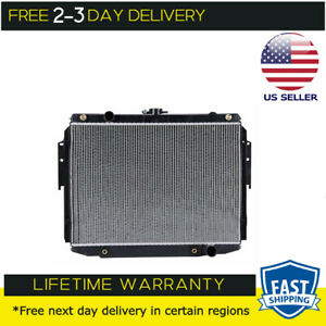 New Radiator 1707 Fits Dodge Ram 1500 2500 3500 Van 3 9 V6 5 2 5 9 V8