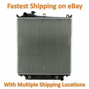 New Radiator 2952 Fits Ford Explorer Mercury Mountaineer 2007 2010 4 0 V6 4 6 V8