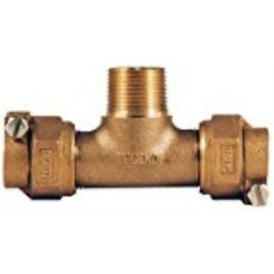 Legend Valve And Fitting 313 384nl T 4440 No Lead Copper Tube Size Pack Joint X