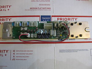 Whelen Edge 9m Power Distribution Board 01 0269289 00 W 1 Led Halogen Flasher