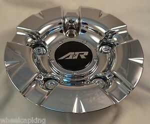 American Racing Ar Chrome Custom Wheel Center Cap Caps 1 1637200011 New