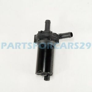 Brand New Auxiliary Water Pump Fits Gm Land Rover Ford Mustang Ranger 15076931
