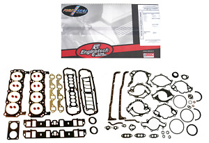 Full Engine Gasket Set For 1986 1995 Ford 302 5 0l Car Truck Mustang Ex Cobra