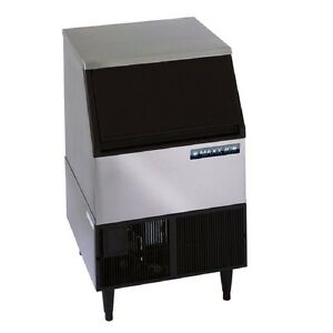 Commercial Ice Machine Undercounter Mim250 Maxx Ice