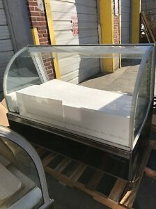 Turbo Air Td 5r Used Commercial Refrigerated Deli Case