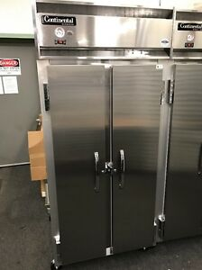 Continental 2rse 30 Cu Ft Commercial Refrigerator