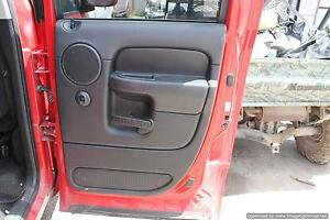 2004 dodge ram door oem new and used auto parts for all model trucks and cars. Black Bedroom Furniture Sets. Home Design Ideas