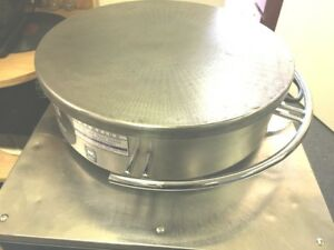 Stove Hot Plate Crepe Maker 16 Round Plate Electric